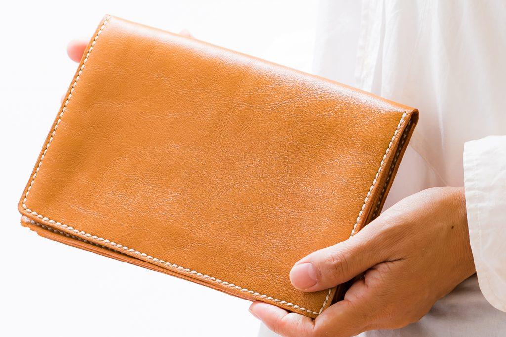 お財布の中